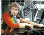 Colin Baker as the Doctor Signed 10 x 8 Photograph #p17